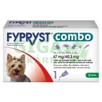 FYPRYST combo 1x0.67ml spot-on pro psy 2-10kg