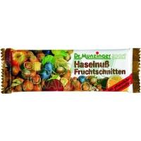 Dr.Munzinger ovocný řez - lískový ořech 50g