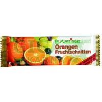 Dr.Munzinger ovocný řez - pomeranč 50g