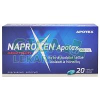 Naproxen Apotex 220mg 20 kapslí