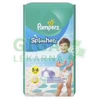 Pampers Splashers kalh. plenky do vody S5-S6 10ks