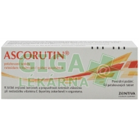 Ascorutin 50 tablet