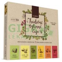 Výběr 6 bylinných a ovocných čajů n.s.6x5ks Leros