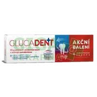 Glucadent+ zubní pasta 95g +zubní prášek Akční balení