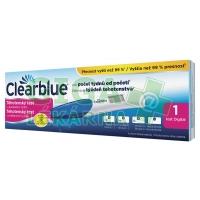 Těhotenský test Clearblue digitální 1ks s ukazatelem týdnů