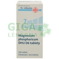 Magnesium phosphoricum DHU 200 tablet D6 (No.7)