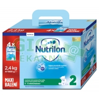Nutrilon 2 MAXI balení 4x600g