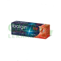 Ibalgin Duo Effect 50mg/g+2mg/g crm. 100g