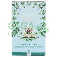 English Tea Shop Bio Bílý Čaj 20s.