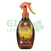 SUN Opal. olej s arganovým olejem SPF20 200ml