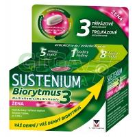 Sustenium Biorytmus 3 multivitamin ŽENA 30 tablet