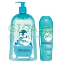 BIODERMA ABCDerm Gel moussant 1l+Šampon 200ml