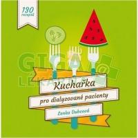 Kniha Kuchařka pro dializované pacienty