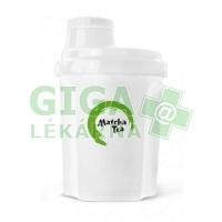 Šejkr Matcha Tea 300ml bílý