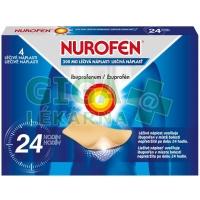 Nurofen 200mg léčivá náplast 4ks