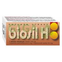 Biosil H 60 tablet Naturvita