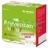 Preventan Junior ovocný mix tbl. 90