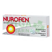 Nurofen 200mg 24 tablet