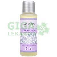 Saloos Hydrofilní odličovací olej levandule 50ml