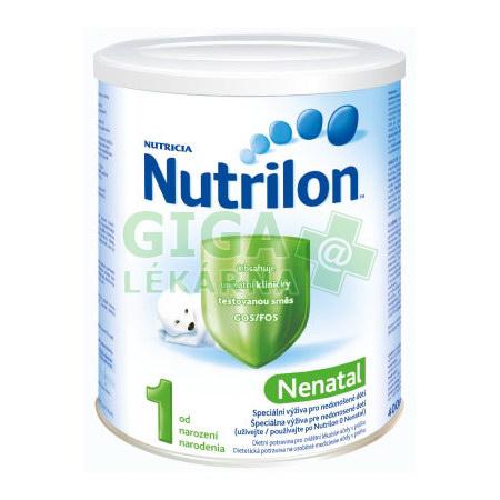 f0dcc856996 Nutrilon 1 Nenatal 400g - GigaLékárna.cz
