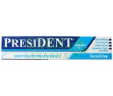 PresiDENT Zubní pasta Sensitive 75 ml