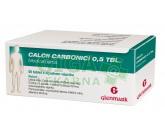 Calcii Carbonici 0.5 tbl.MVM por.tbl.nob.50x0.5g
