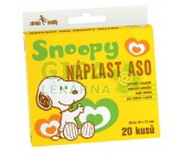 Náplast ASO SNOOPY 19x72mm KRB 20ks