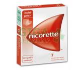 Nicorette Invisipatch 10mg/16h drm.emp.tdr.7x10mg