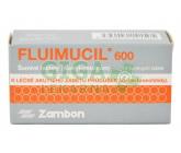 Fluimucil 600 por.tbl.eff.10x600mg