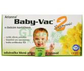Arianna Baby-Vac 2 s čistic.kart. odsávačka hlenů