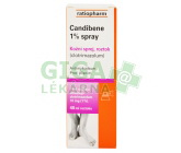 Candibene 1%-spray(Fungizid)spr.1x40ml 10mg/ml