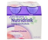 Nutridrink Compact Protein Jahoda por.sol.4x125ml