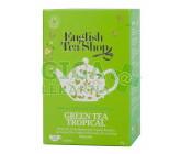 English Tea Shop Bio Zelený Čaj Trop.Ovoce 20s.
