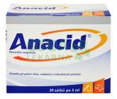 Anacid susp.30x5ml(sáčky)