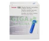 Sterilní lancety pro Beurer GL44/GL50 4x25ks