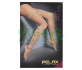Maxis RELAX-stehenní s krajkou 140 DEN vel.M světl