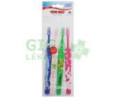 Obrázek TePe zubní kartáček Select Compact ZOO x-soft 3+1