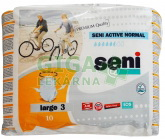 Seni Active Normal Large 10ks ink. plenk. kalhotky