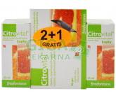 Citrovital 2+1 zdarma (2x kapky+1x kapsle)