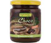 CHOCO čokoládová pomazánka RAPUNZEL 250g-BIO