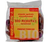 Sušené meruňky nesířené 150g-BIO