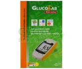 Glukometr GlucoLab s 25ks test.proužků+25 lancet