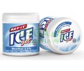 Refit Ice gel s mentholem 2.5% 500ml modrý