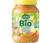 Dětská výživa s bramborem a hovězím masem OVKO 190g - BIO