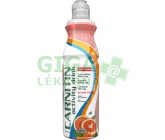 NUTREND CARNITINE ACTIVITY DRINK CAFFEINE 750ml - Červený po