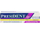 PresiDENT Gel Antibact.plus Chlorhexid. 0.5% 30ml