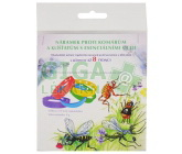 Obrázek Náramek proti klíšťatům a hmyzu na přírodní bázi levandulový