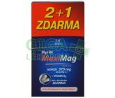 Zdrovit MaxiMag Hořč.375mg+B6 2+1zd3x50t