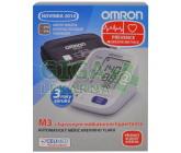Tonometr OMRON M3 barevný indikátor hypertenze