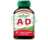 Jamieson Vitamíny A+D Premium 100tbl.
